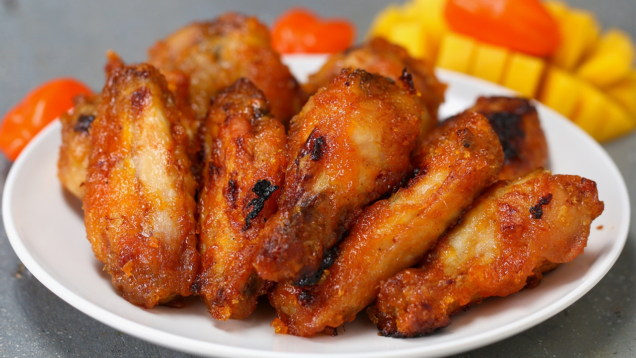 how to make spicy sauce for chicken wings