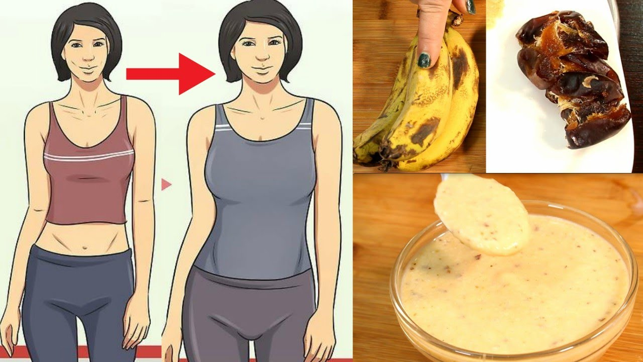 how to get weight gain fast