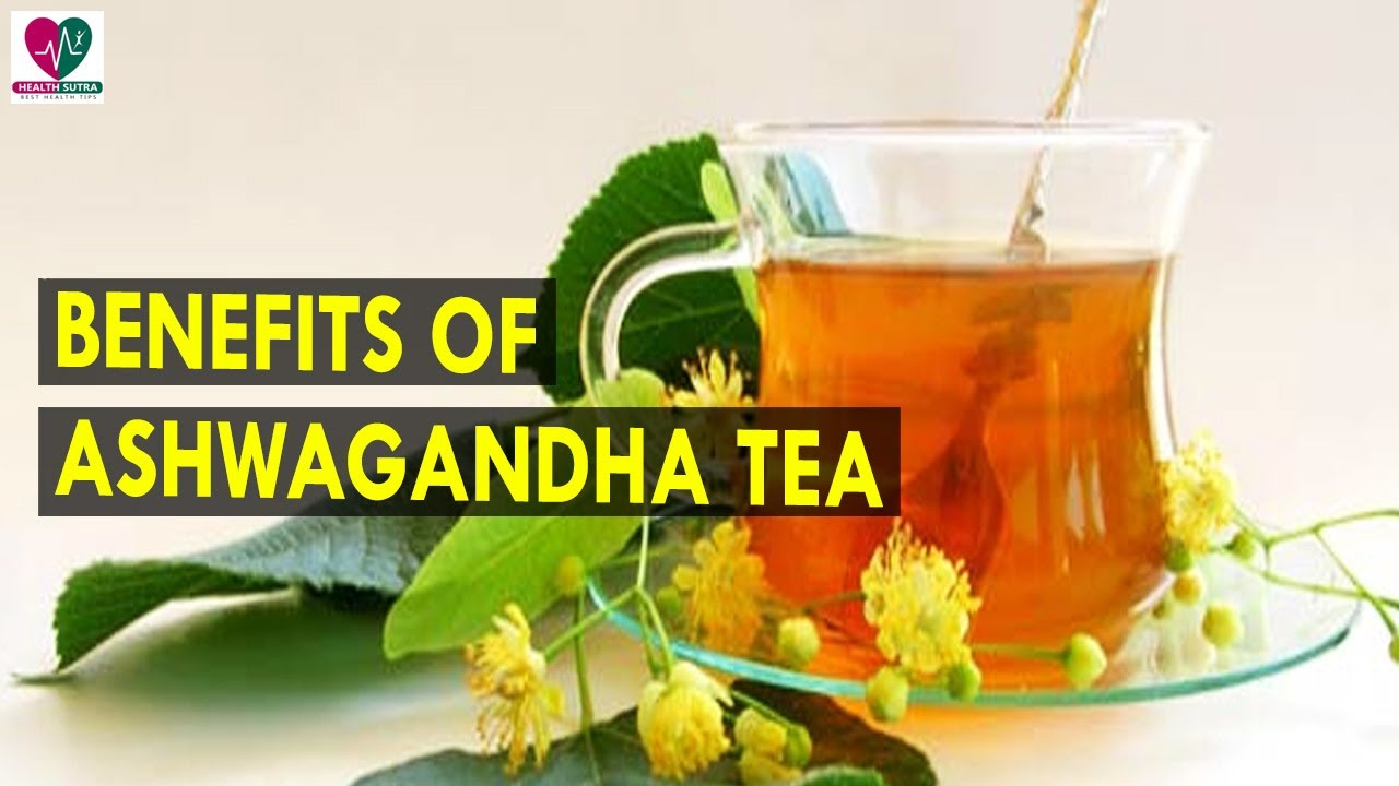benefits of ashwagandha tea  health sutra  best health