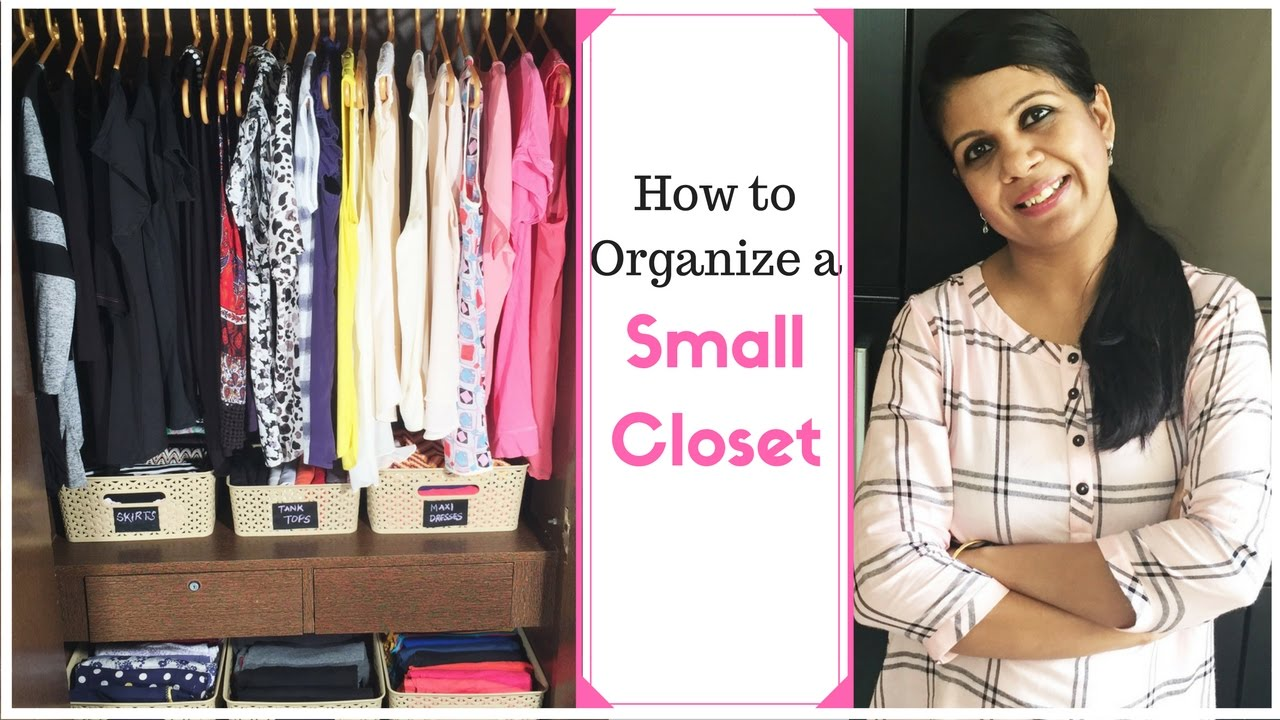 How to organize a small closet closet organization ideas - How to organize small closet ...