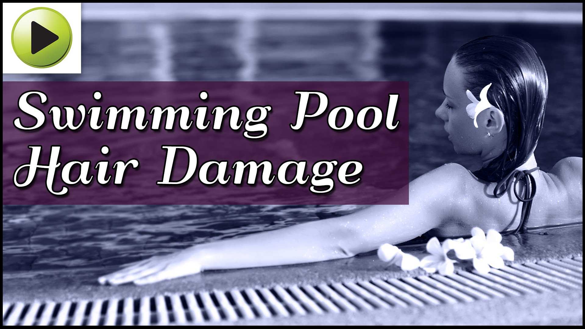 how to fix chlorine damaged hair