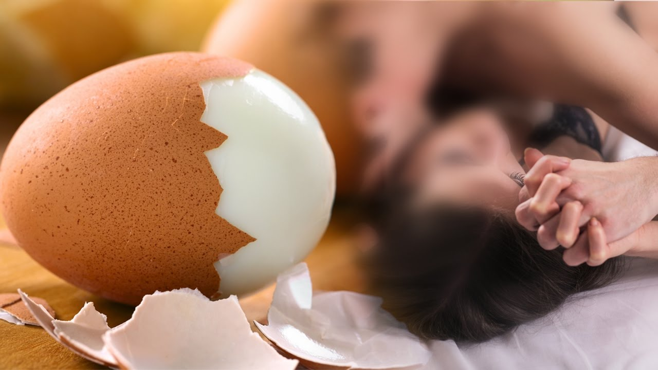 Do eggs cause high sex drive