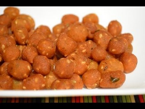 how to make indian rice balls