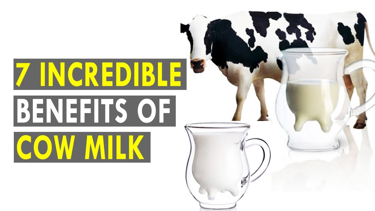 milk benefits for health